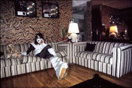 Via Ace Frehley Ace Frehley Kiss Pictures Kiss Band