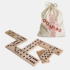 Domino im Beutel