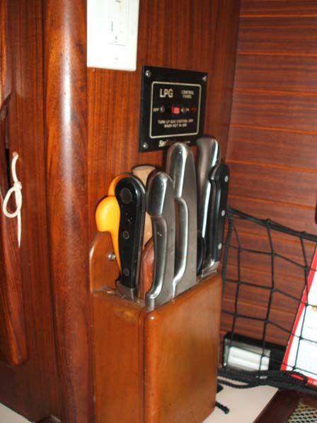 sailboat storage ideas - Google Search