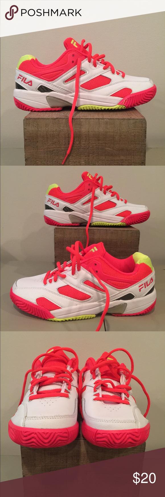 Fila Sentinel Junior Tennis Shoes Women's Like new condition
