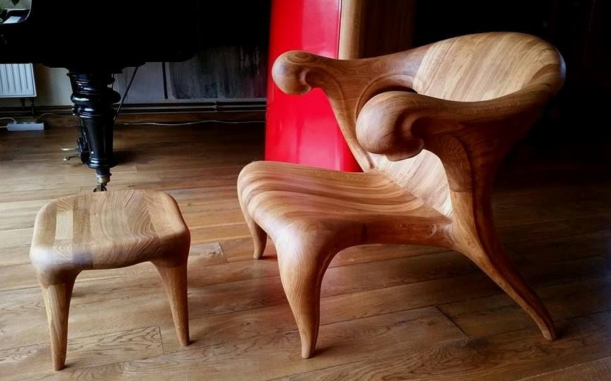 10 Extraordinary Chairs With Images Chair Zebra Chair Wooden Chair