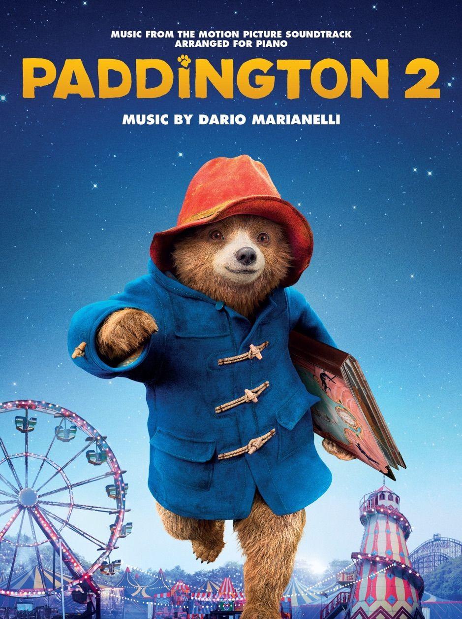 Paddington 2 Solo Piano Ad Piano Books Solo Download Ad Movie Soundtracks 2 Movie Paddington