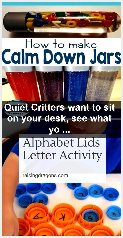 Los Quiet Critters quieren sentarse en tu escritorio y ver lo que eres #quietcritters Quiet ....