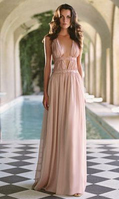 Grecian cocktail dresses