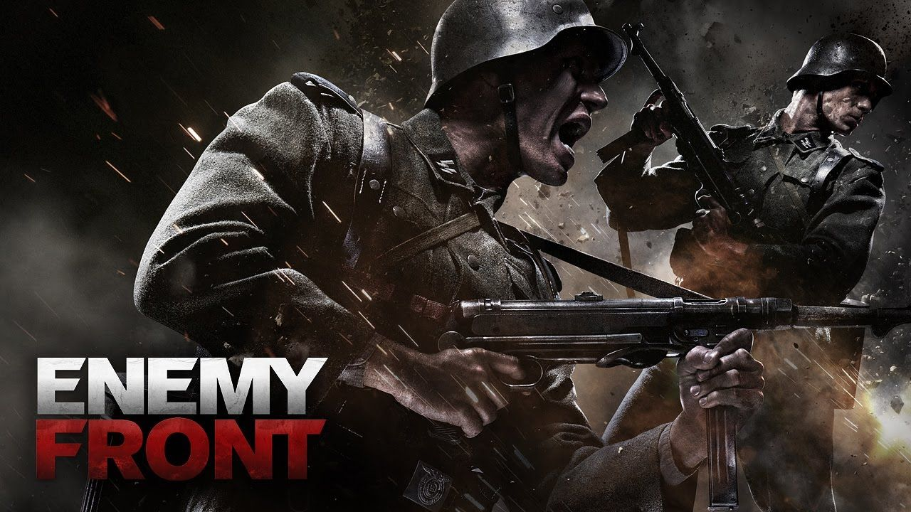 Download Enemy Front Game for XBOX360 WORLD LIFE MARKET
