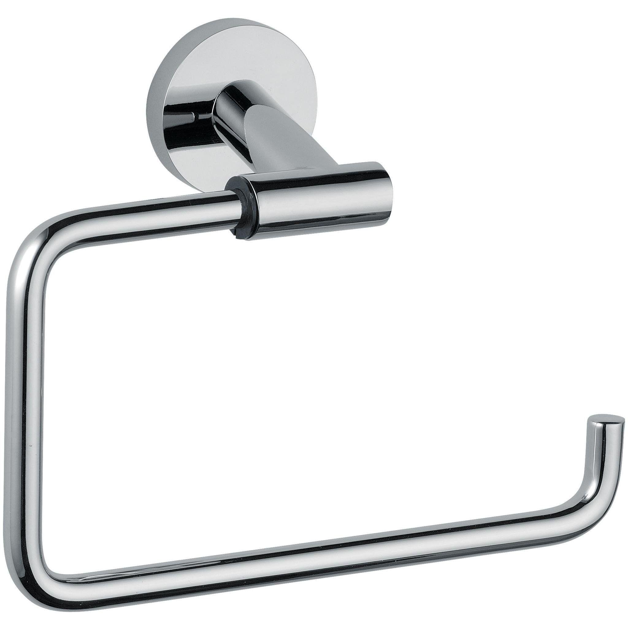 Di Hilton Round Towel Ring Holder Bath Hand Towel Holder Hanging Brass Chrome Towel Rings Towel Holder Towel Holder Bathroom