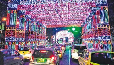 Fenómeno del Niño obligó a apagar luces navideñas en Medellín - Hoy es Noticia - Rosita Estéreo