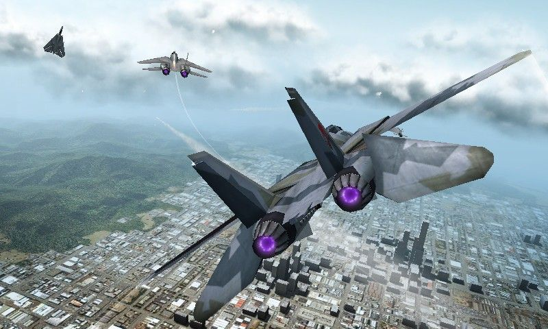 Ace Combat Assault Horizon Legacy For The 3ds Will Hit Stores