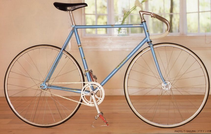 3rensho Bike Love The Handlebars Bikes Pinterest Bicycling