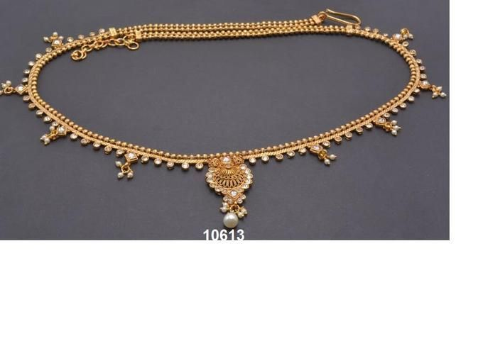 Amazing Gold Plated Accessories857