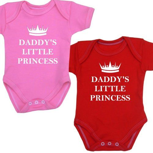 Nike Baby Girl Clothes 1 Daddy`s Little Princess Baby Clothe$1099 #topseller  Bby