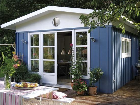 10 Tipps für den Schrebergarten (mit Bildern) Gartenhaus