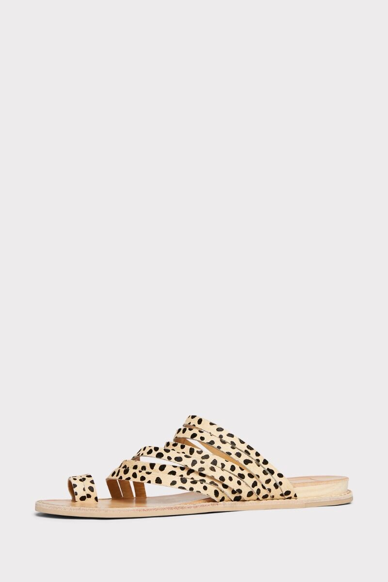 EVEREVE   Dolce vita sandals, Leopard