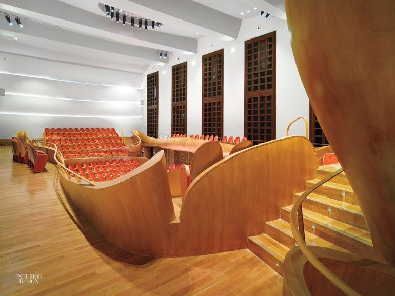 Arkpabi completes stunning renovation of the museo del
