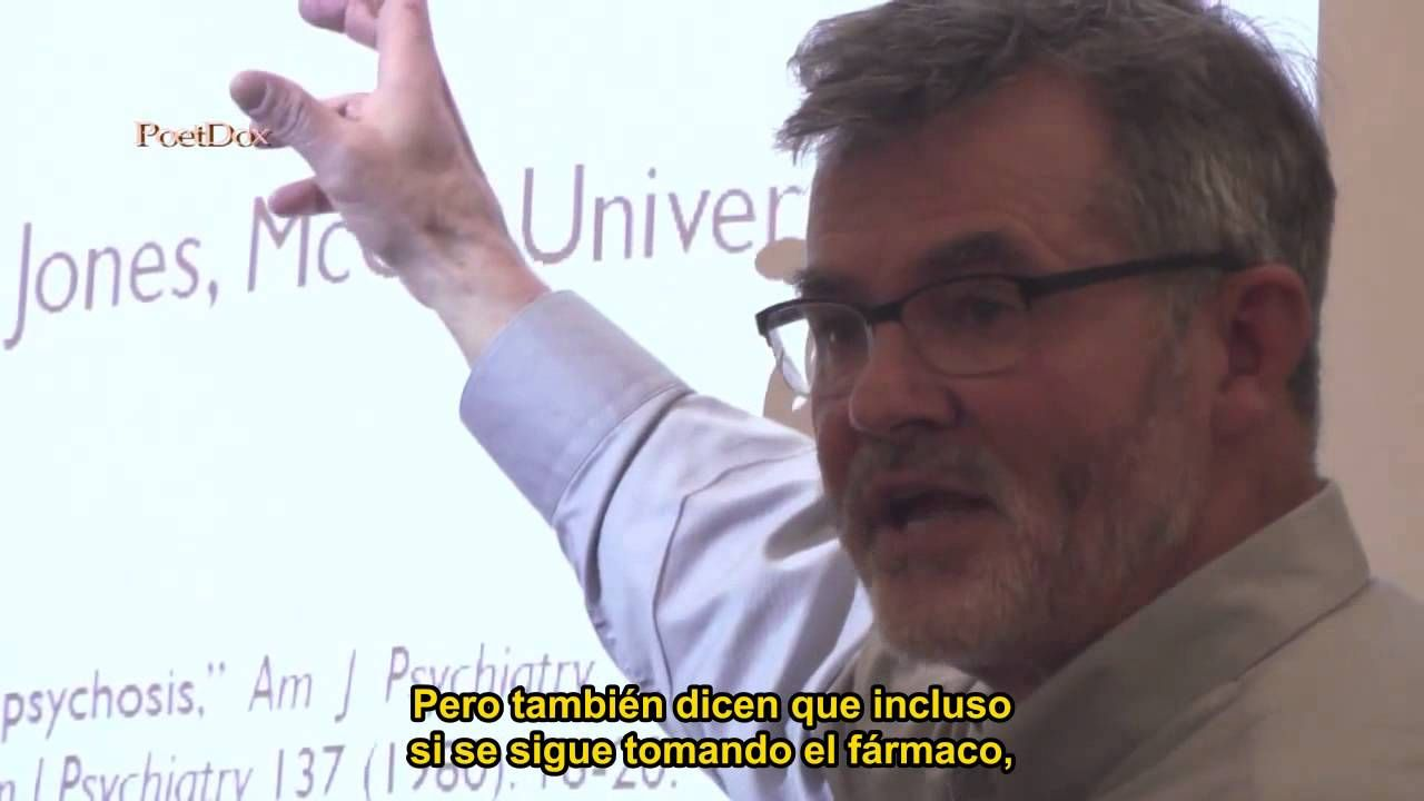 Robert Whitaker Autor De Anatomy Of An Epidemic Y Mad In America