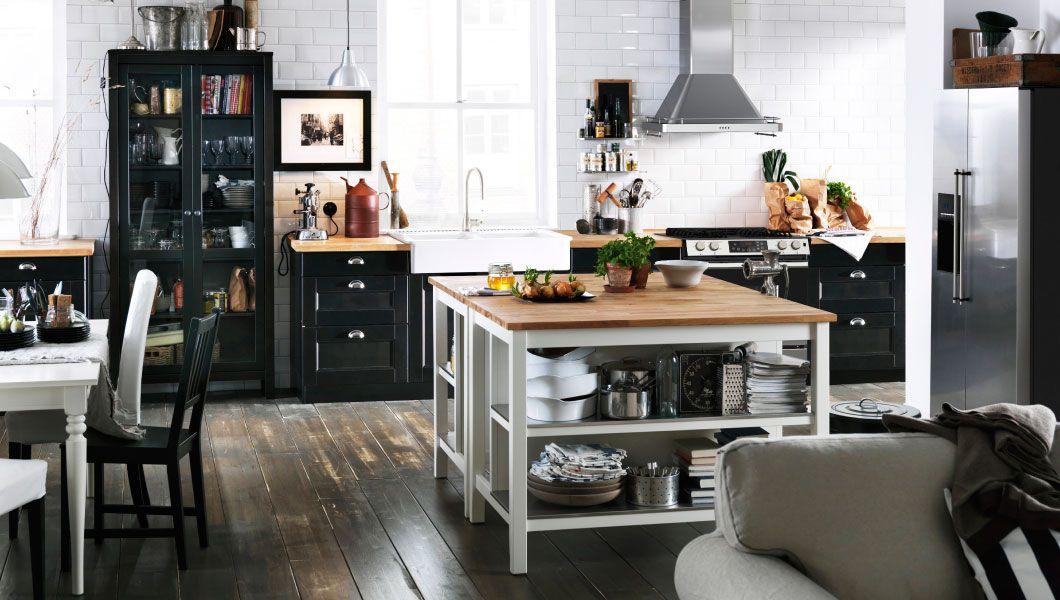 Us Furniture And Home Furnishings Ilot De Cuisine Ikea