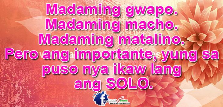 Tagalog Sad Love Quotes | Mala na bako | Pinterest | Tagalog