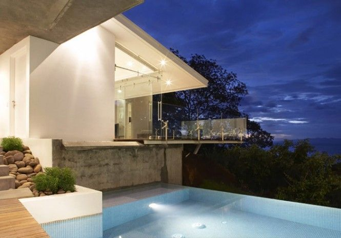 Layout#26 Victor Canas Costa Rican Getaway House