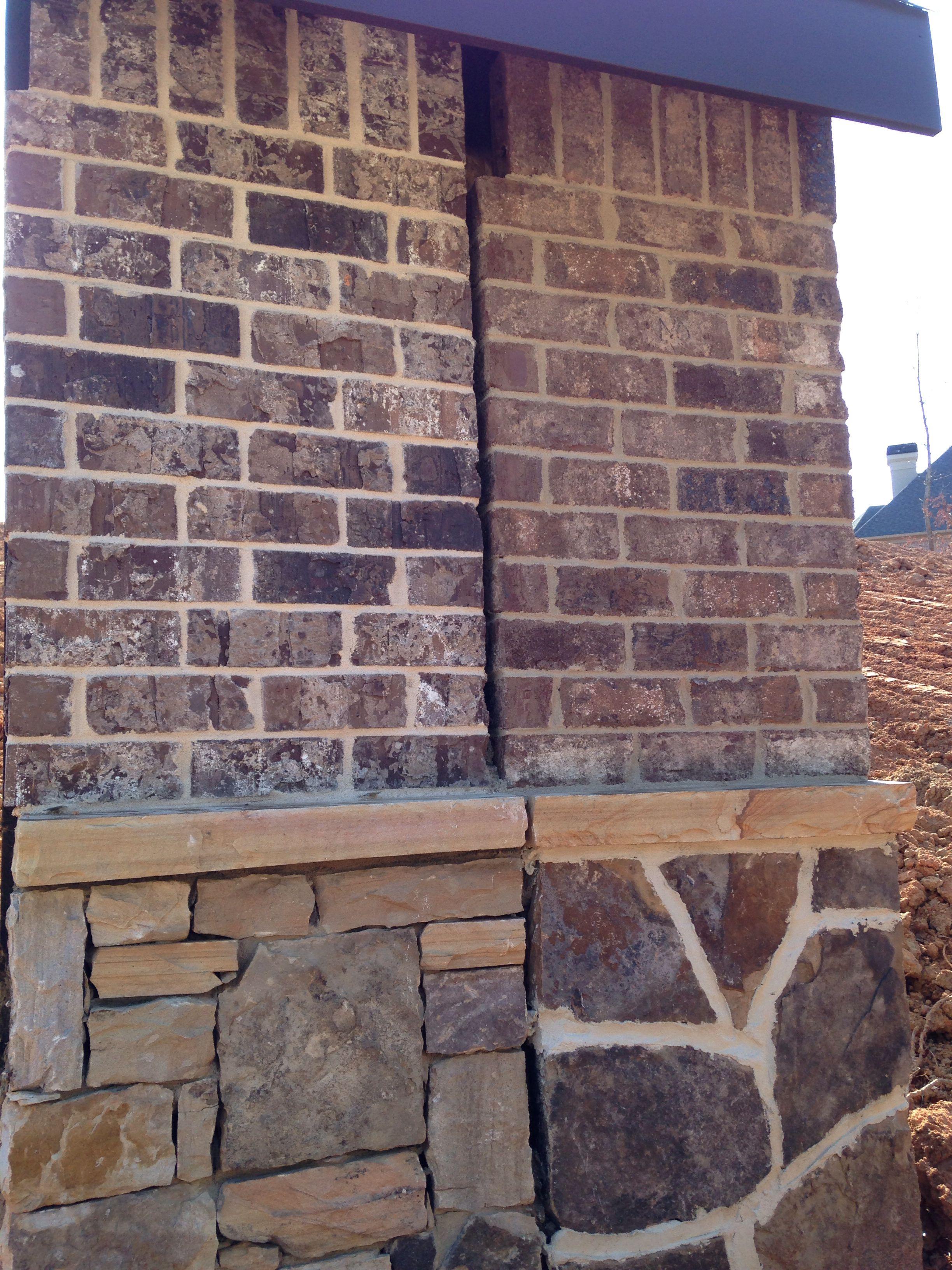 how to make white brick mortar