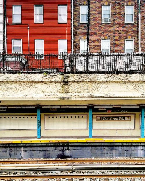 The # Cortelyou_Road_Station On The #Brighton_Beach_Line