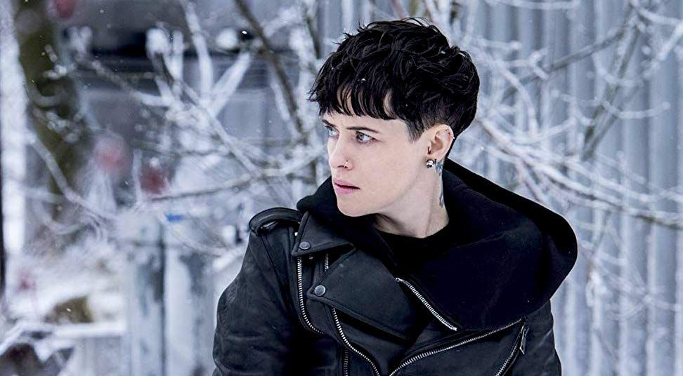 New The Girl In The Spider S Web Trailer Unveils Much More Of
