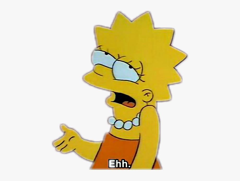 Download And Share Aesthetic Lisa Simpson Png Cartoon Seach More Similar Free Transparent Cliparts Carttons And Silhouettes Lisa Simpson Simpson Lisa