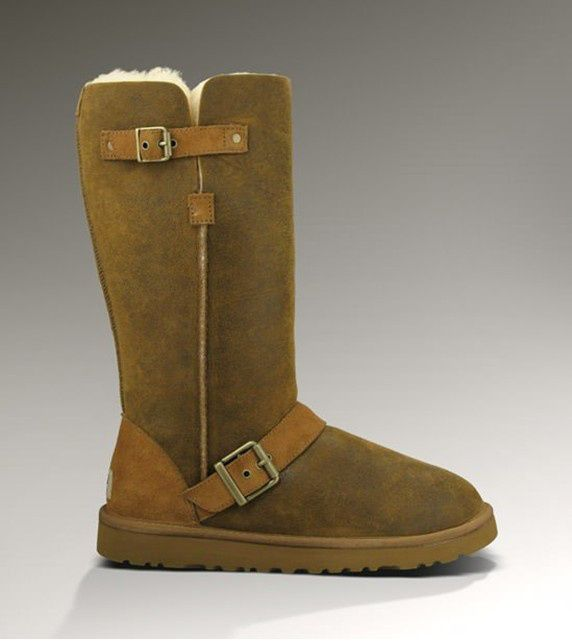 5c0030eb00a UGG Classic Tall Dylyn Boots 1001202 Chestnut | New UGG Special ...