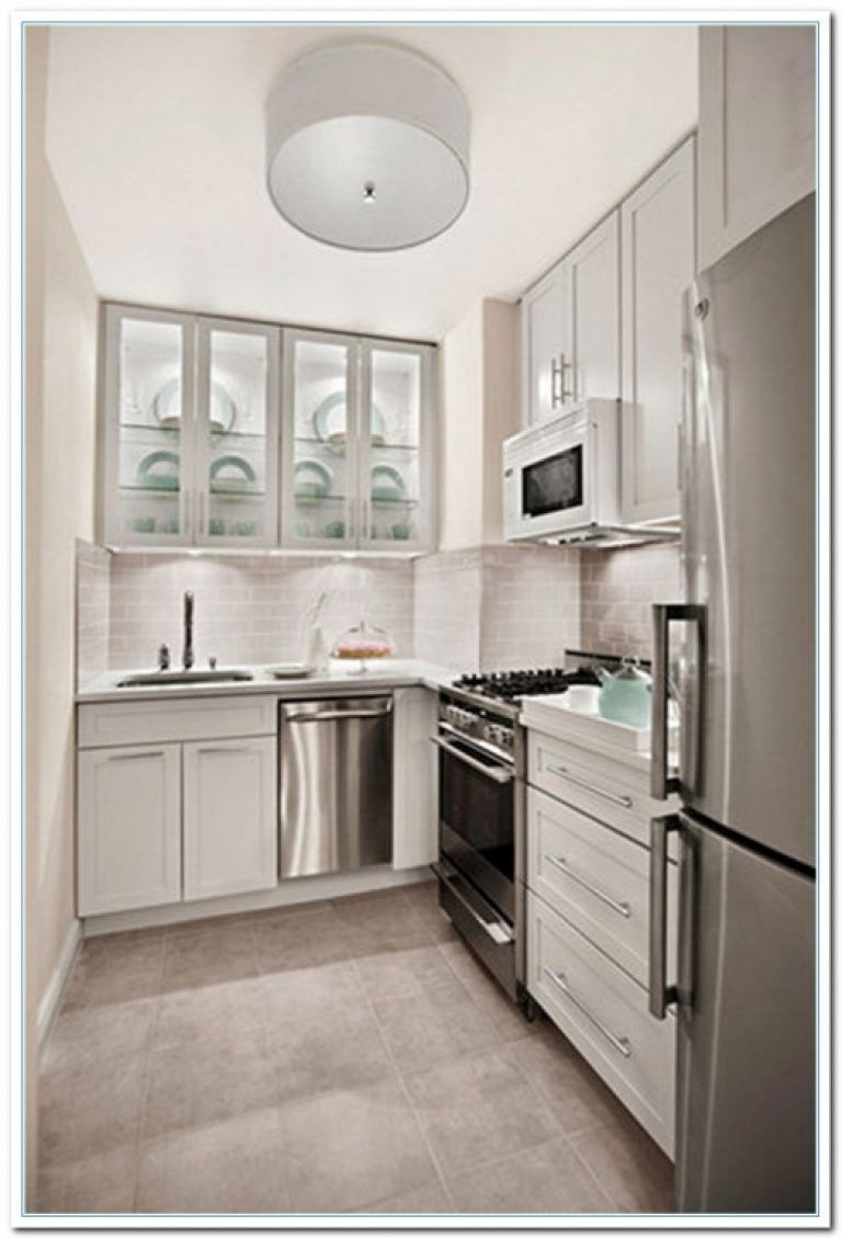 Chic Kitchen Design Layout Ideas Information On Small
