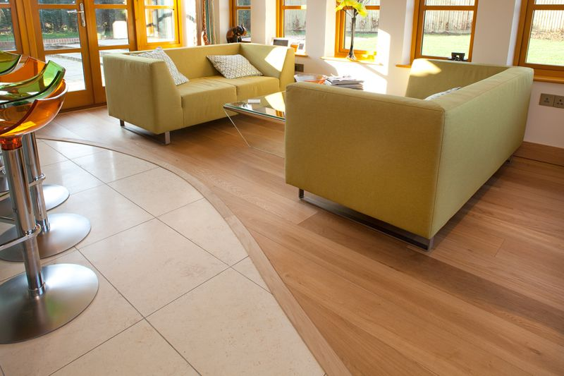 Engineered Oak Flooring Underfloor Heating Interiors Pinterest