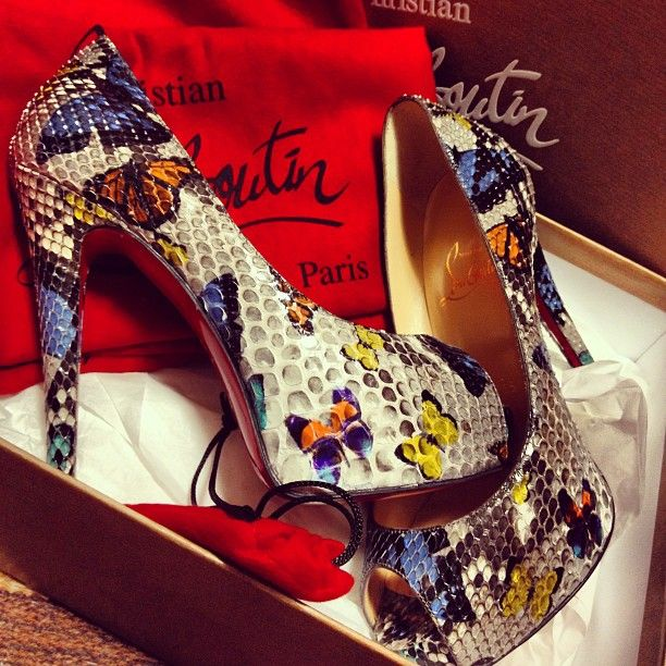 Louboutin (very funky!)