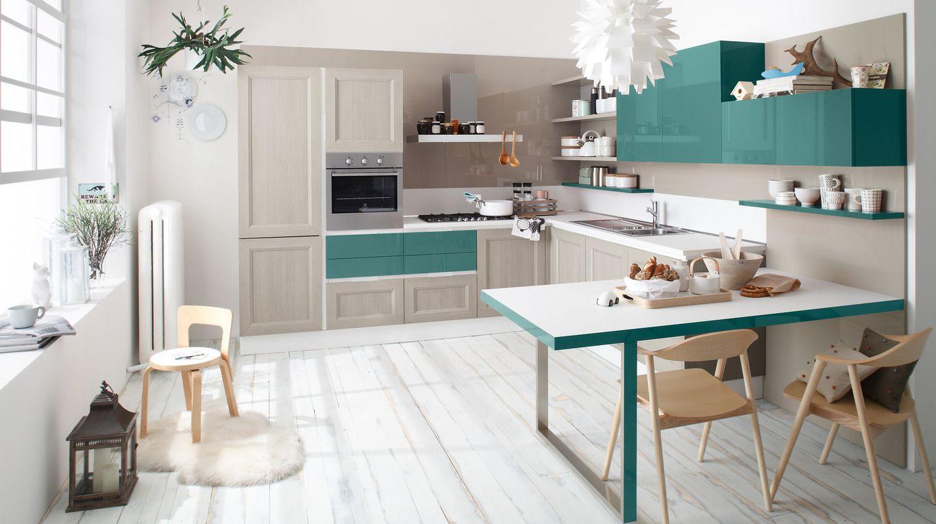 TABLET.GO - Variante 2 - Nordic veneta cucine | Kitchen ...