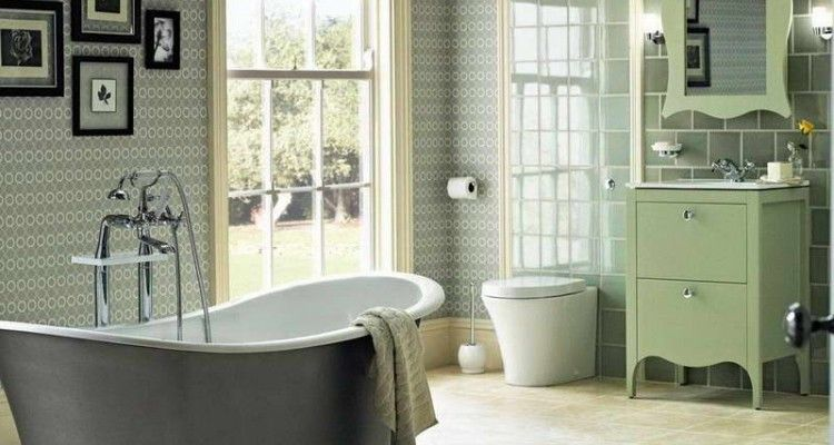 Best 6 Traditional Bathroom Decorating Ideas