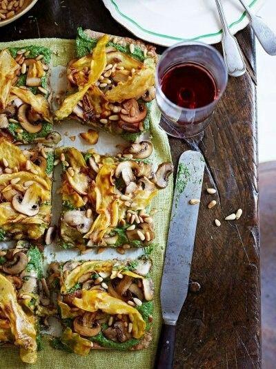 45 MINUTES NOT TOO TRICKY Vegan nut roast Jamie Oliver