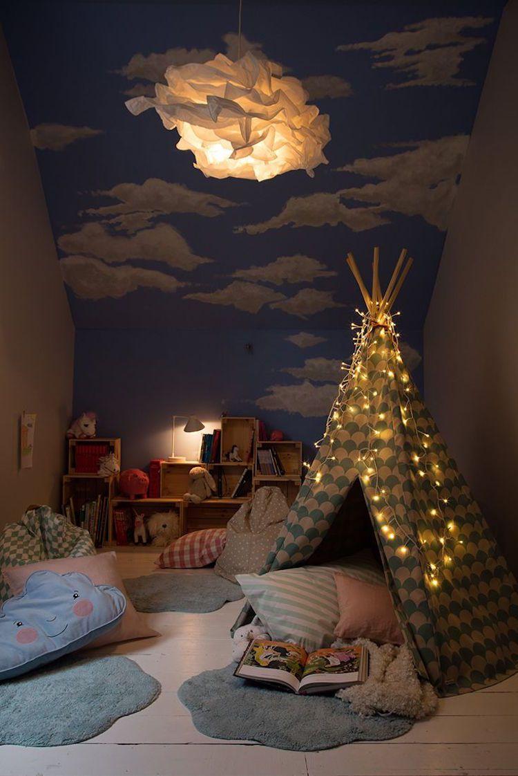Beleuchtung Im Kinderzimmer 30 Tipps Ideen Zur Gerechten Lichtplanung Kinder Zimmer Kinderschlafzimmer Kinderzimmerdekoration