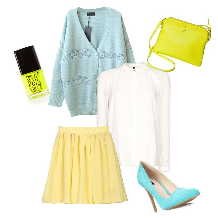 Petite Outfit Ideas: Fun with Pastel on Easter weekend | Fashion ...