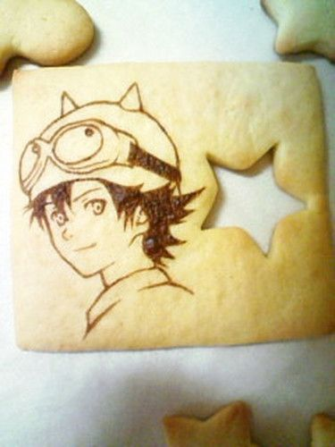 Cute with Chocolate☆ Character Cookies