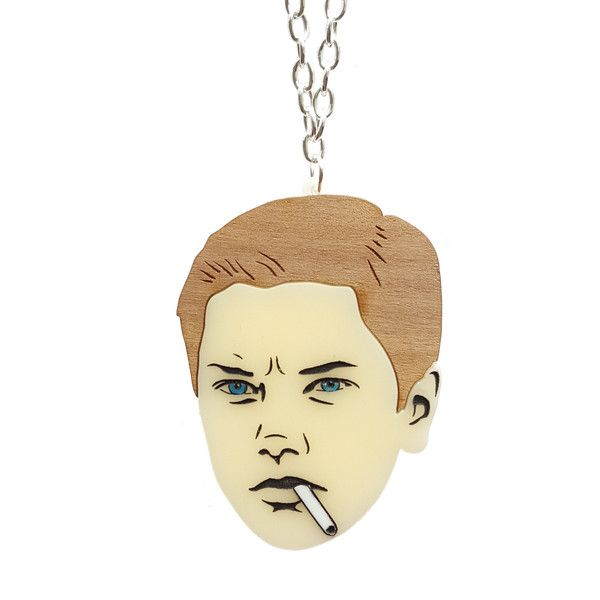 Stand By Me Necklace (River Phoenix) / in stock