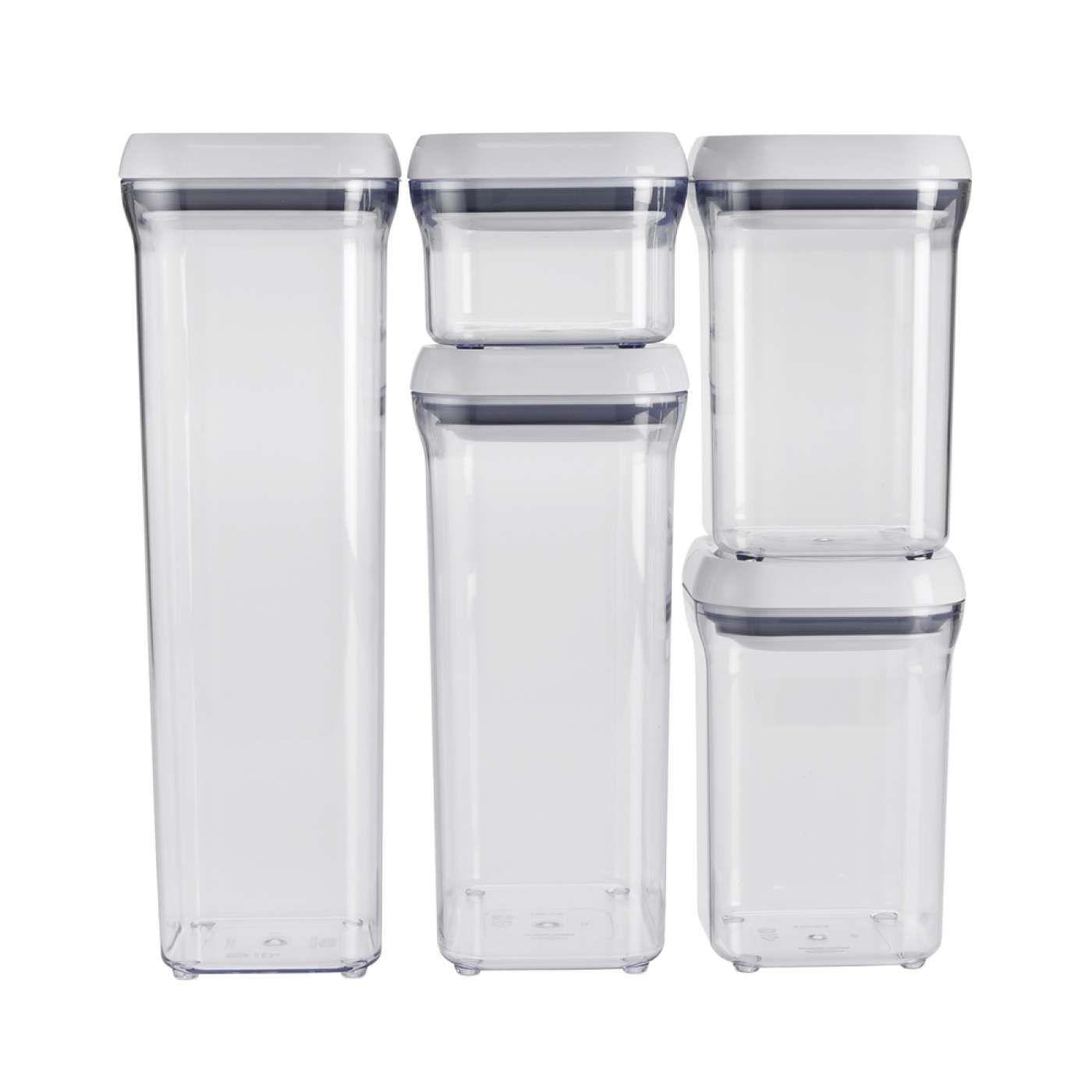 $50  5 Piece Pop Container Set
