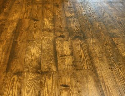 Diy Farmhouse Floor Diy Wood Floors Cheap Hardwood Floors Flooring