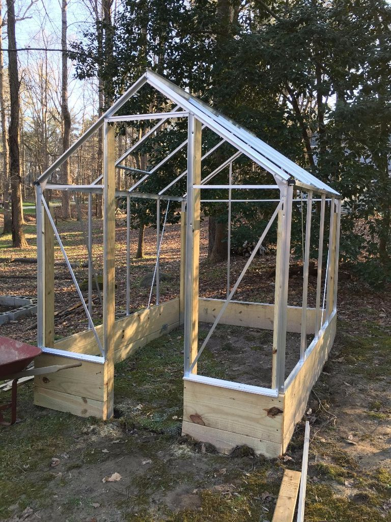 The 6x8 Harbor Freight Greenhouse Kit Can Be A True Bargain With Its 299 Price Tag And An Always Available 20 Off Coupon Making It Least Expensive