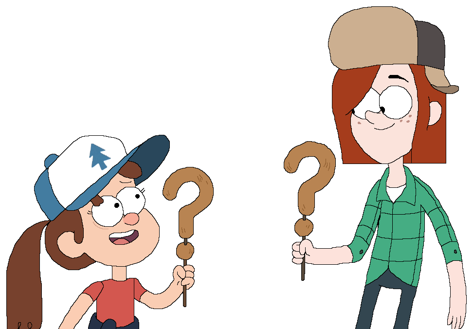 Gravity Falls Rule 63 William And Dana By Stinkfly3 Deviantart Com On Deviantart