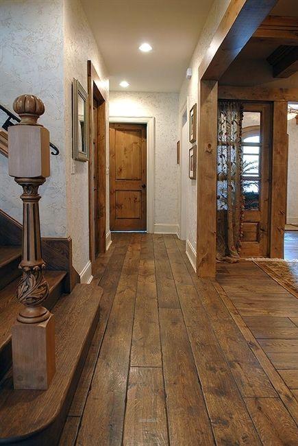 7 1 4 Wide Plank Solid Vintage Grade French Oak Hardwood Floor