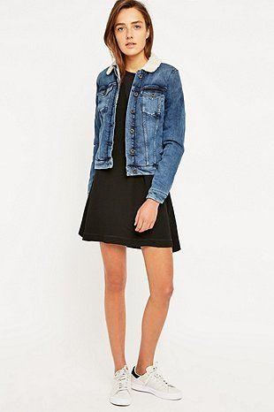 Calvin Klein Sharleen Trucker Jacket