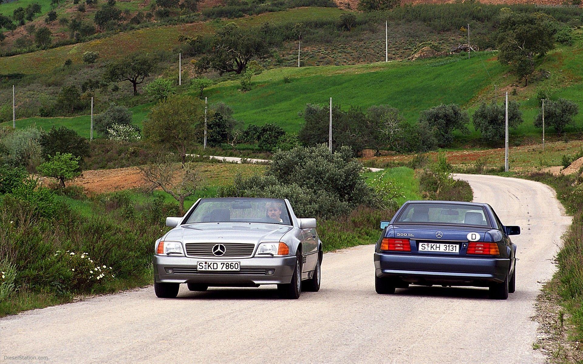 Mercedes Sl R129 R129