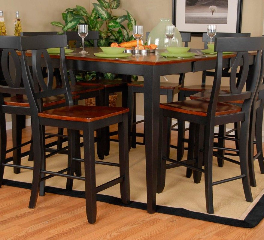 This contemporary dining table will be a