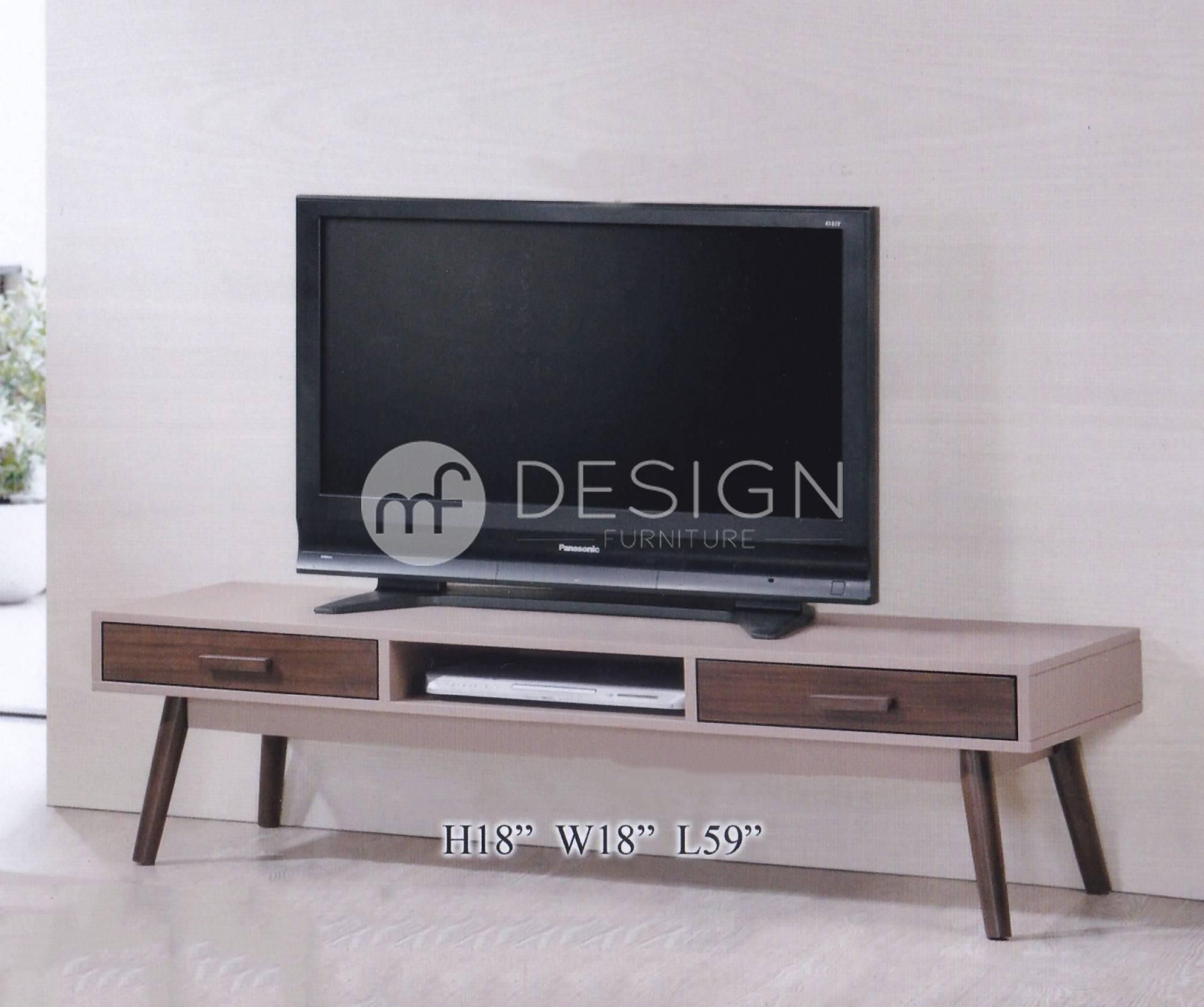Noea Tv Cabinet Scandinavian Style Mf Design Malaysian Favourite Design