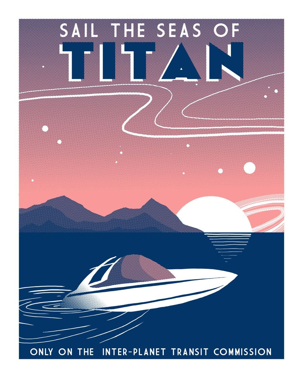 sail the seas of titan jackie lee art home sweet home rh pinterest at
