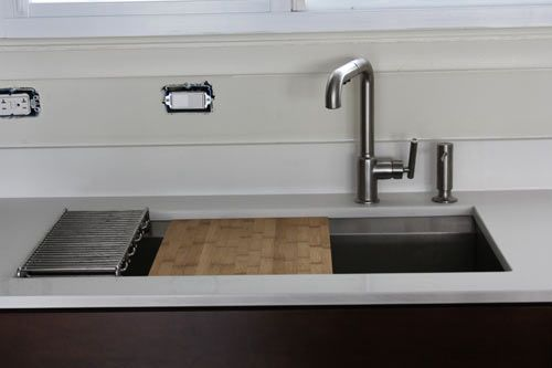 The House Milk Kitchen Project Sink And Faucet Sink Design