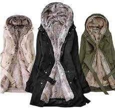 newest collection 03ac7 21f87 campera importada mujer