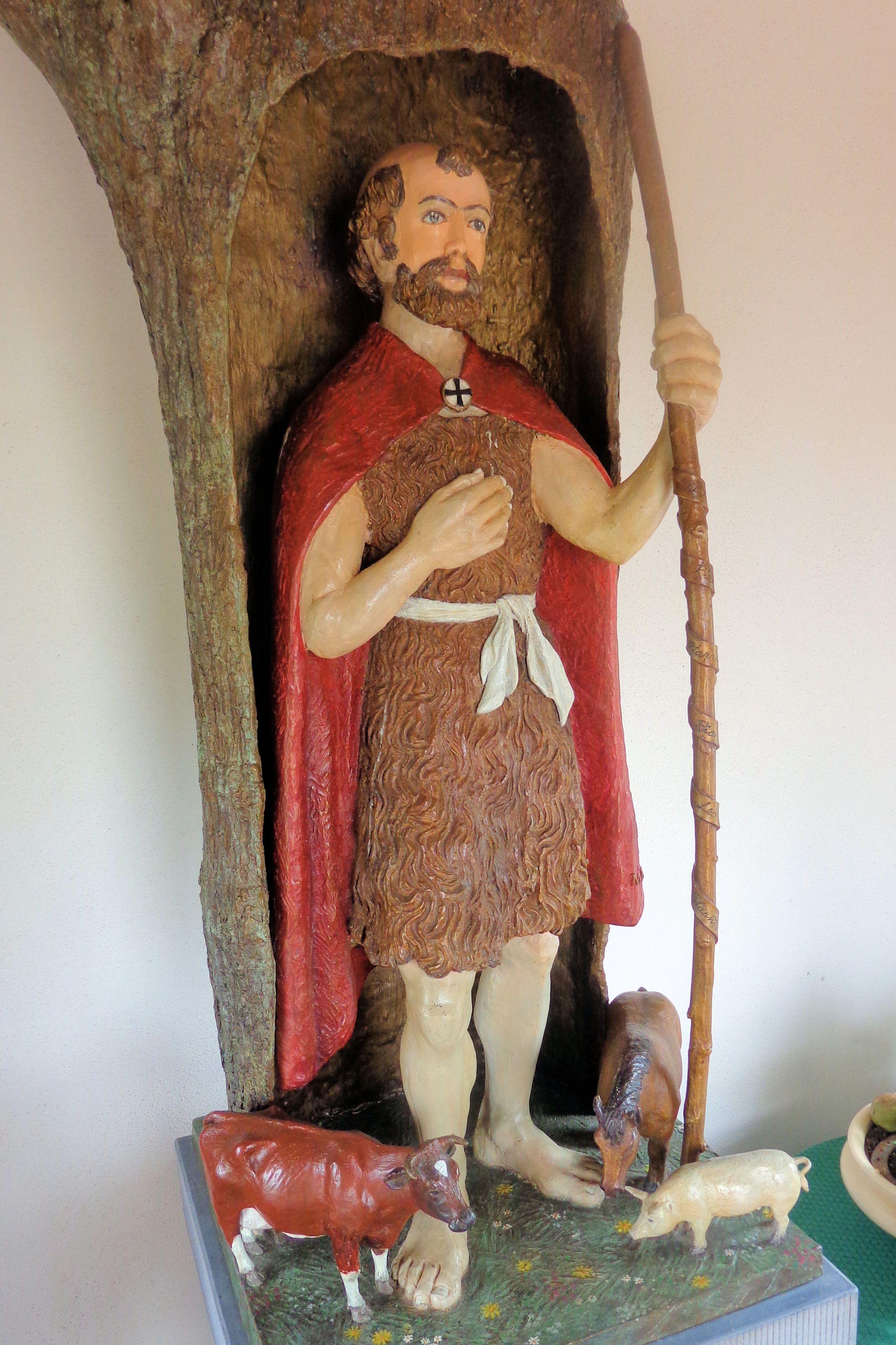 Sint Gerlachus; veldkapel, Gemert.